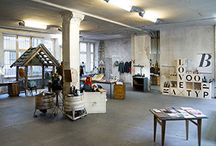 Design Studio . / Here you can find some of the most amazing design studios in the world. Enjoy.