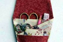padded scissors pouch