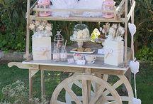 mesa argentina boda