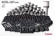Objectivas Canon / Todas as objectivas para tirar o máximo partido da sua máquina.