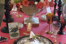 Design Details: Thanksgiving Table