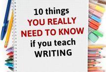 Writing-Teaching
