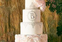 Wedding Cakes / Just a few wedding cake ideas...