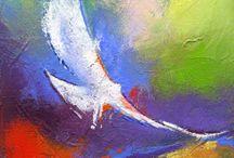 Prophetic art / by Jennifer Hallman