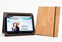 CORK IPAD OR TABLE COVER / PRE-ORDER NOW! CONTACT US: INFO@TAMPOSKINE.COM