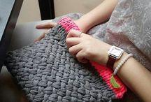 뜨개질아이디어