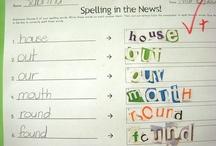 Kindergarten-Word Work Ideas / by educ8r_02