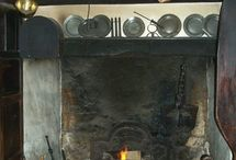 Hearths & Fireplaces  / by Krista Morris