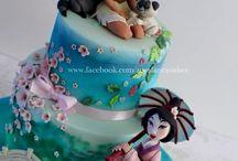 Evie birthday cake ideas