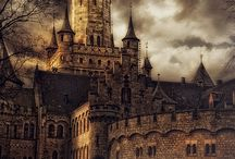 If I could live in a Castle  / Beautiful Castles from around the world / by Ramona Wallace