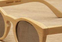 Sunglasses wood