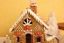 Mary / Gingerbread house