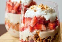 Recetas de desayuno con frutas