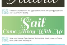 Fonts / by Bonnie Annis