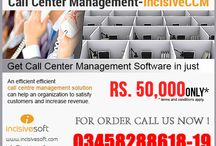 IncisiveCCM-Call Center Management System / Its a software Application useful for call center management