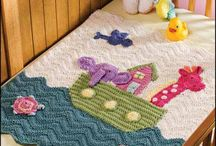 Crochet Baby Blankets and Throws