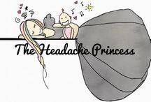 The Headache Princess / A comic blog about New Daily Persistent Headache