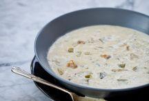 *Recipes: Soups, stews, and chili / by Tiffani Winward