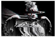 Glitch artwork by mareykrap