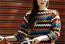 crochet jumper/sweater