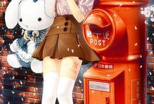 Vocaloid -Hatsune Miiku