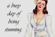 Vintage humor / #vintage #funny #quotes