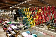 Sport / Sport retail design ideas