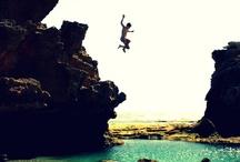 Free Fallin' / by Hannah Erickson