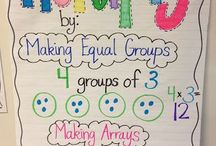 3rd grade math / by Melissa Engle Taylor