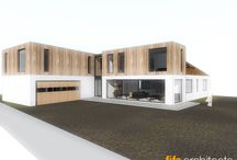 On the drawing board / Architectural project designs by Fife Architects