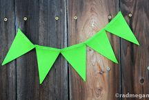 Kermit Birthday Party / 1st Birthday ideas