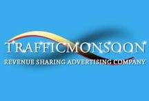 Traffic Monsoon / Drive traffic to your main business websites and make profit by sharing in advertising revenues hourly. My sponsor is making $700 a day and has been in only a short time!  Paid out instantly by Payza, PayPal & STP!                                          Simple paint by numbers system -- minimum time requirement! http://gg.gg/gettrafficgetpaid