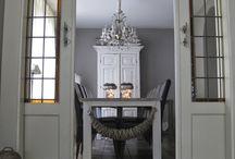 Inspiratie interieur / Interieur, kleuren en materialen