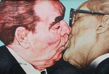 Politics grafitti
