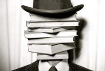 books, books, books............