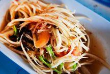 Thailand cuisine