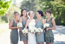 Bridesmaids! / by Leanne Peace