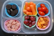 Kindergarten Lunches