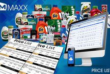 Price List / Price List:  Price List is used to maintain different pricing of products for different clients... http://maxxerp.blogspot.in/2013/10/maxx-software-that-promotes-systematic.html