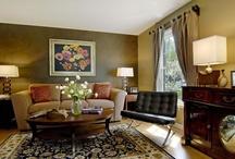 Living Rooms by DF Design, Inc. / Timeless living room design renovations