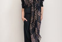 Get the Autumn LOOK! / More scarves for new season