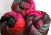 yarn/fiber I love!! / by Aileen Sitero