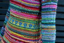 colour knit