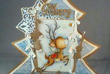 dutch doobadoo kerstboom