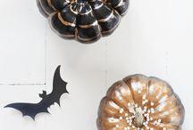 Halloween // Interior