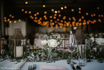 Spring Wedding / Birds, greenery, pale pastels, rain boots, and umbrellas. Play with fun elements for this seasonal wedding and see what some of our couples incorporated into their spring weddings.