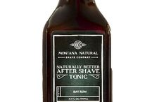 Men's After Shave Tonic