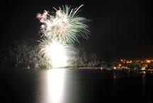 Año nuevo en San Martín de los Andes