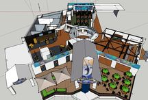 RumFish Grill Virtual Tour / Take a virtual tour of our new restaurant before it's completed!