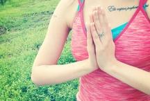 Yoga / by Noelle Wallwork